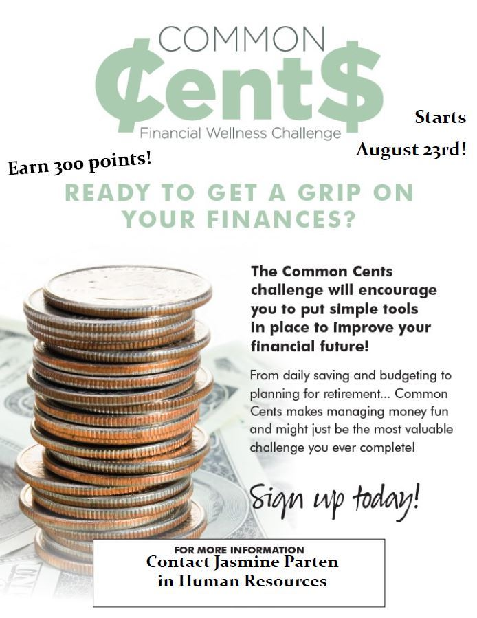 Common Cents Flyer website
