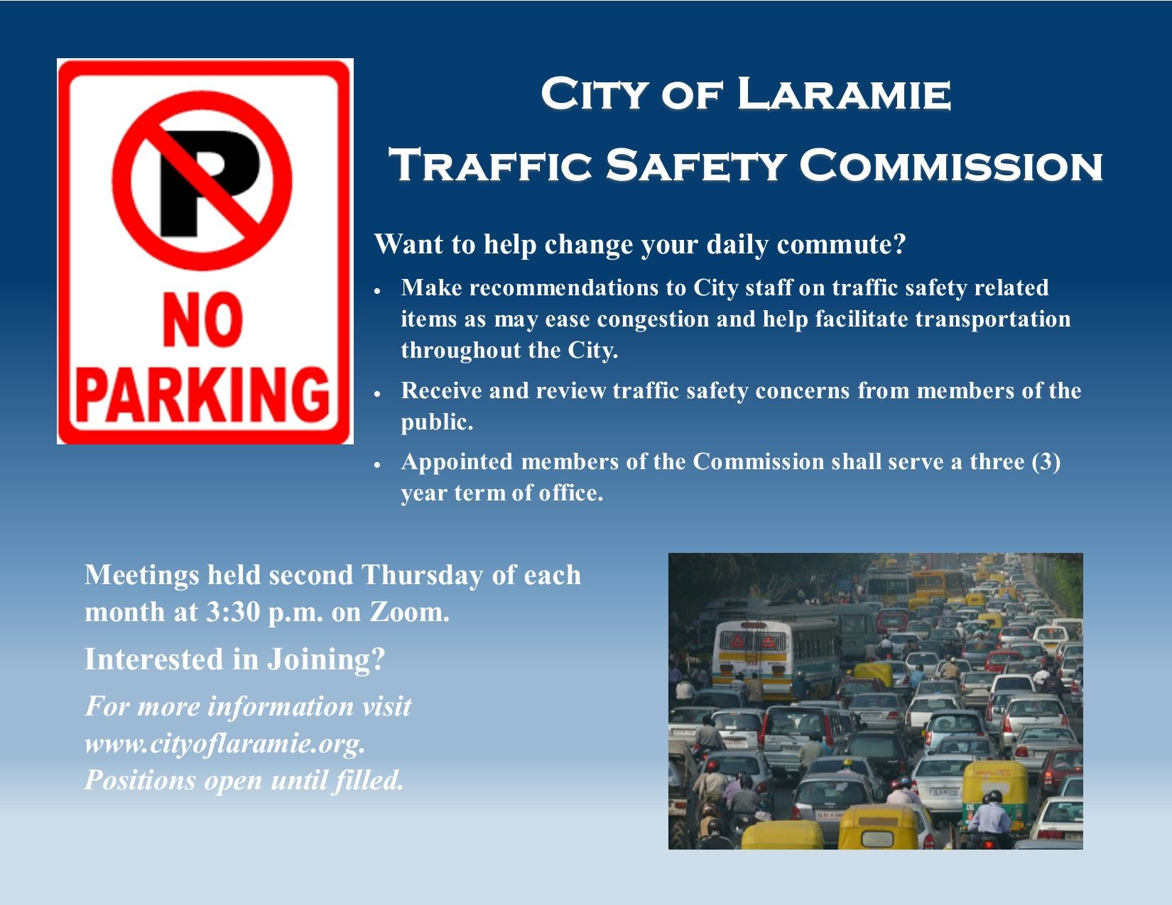 Traffic Commission Ad 3-22-21