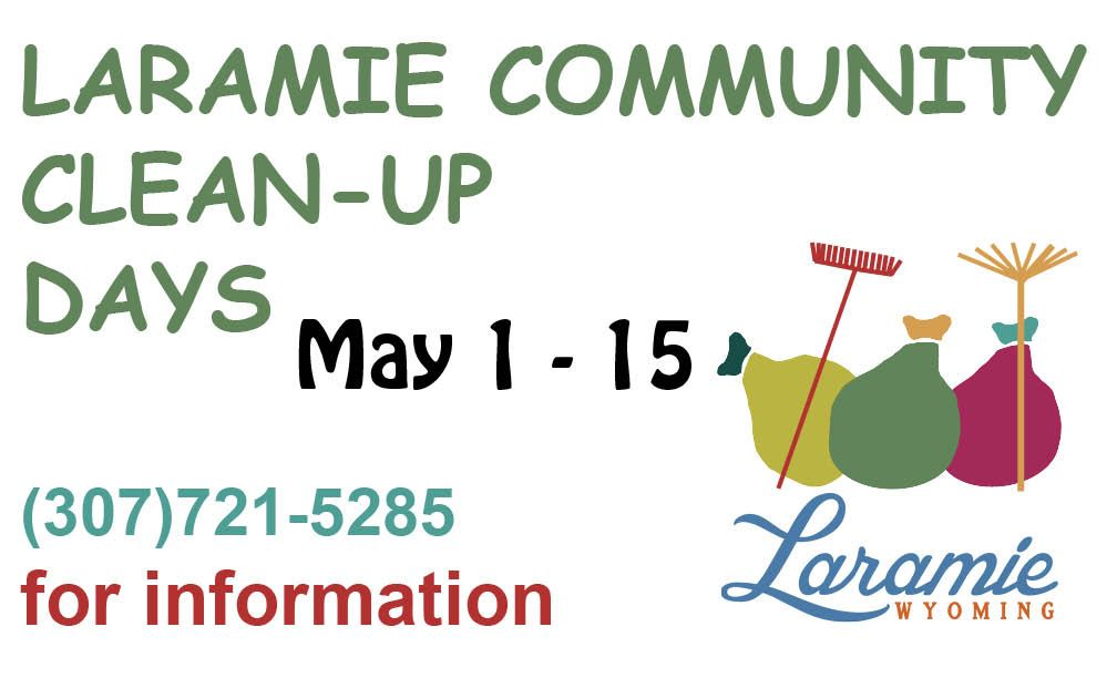 Community Clean-Up 2021 Banner